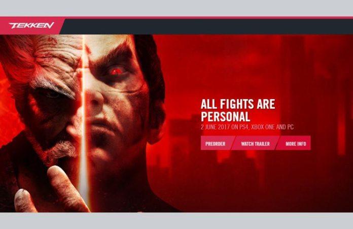 Tekken7 Feature