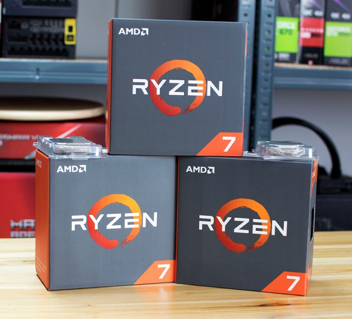 AMD Ryzen 7 CPU Review 1