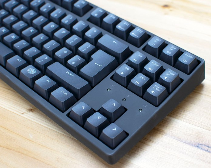 Cooler Master Masterkeys PBT S Review 2