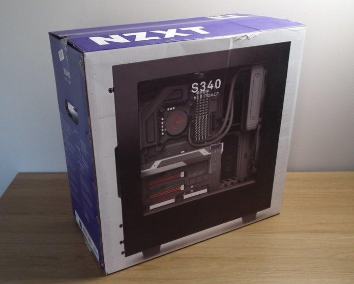 NZXT S340 White Box