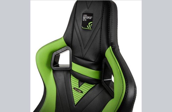 noblechairs Introduce NVIDIA GeForce GTX Edition Chair