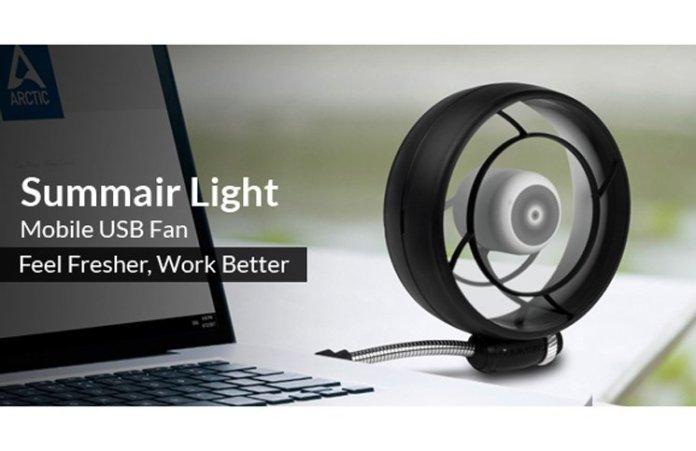 Arctic Summair Light Feature