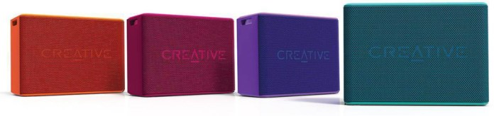 Creative Muvo 2c Summer Colours 1