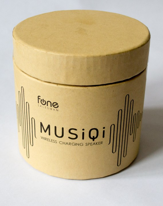 Fone Salesman MusiQi Packaging