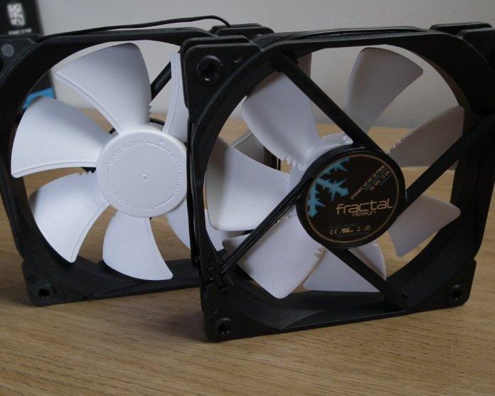 Fractal Design Celsius S24 Fans