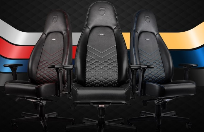 noblechairs ICON feature