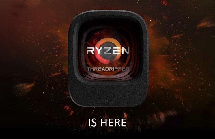 AMD Ryzen™ Threadripper™ – It's Here