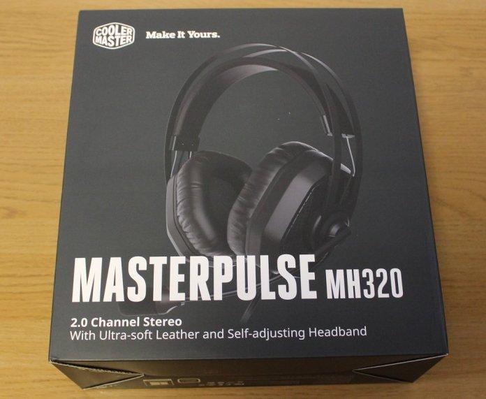 CM Masterpulse MH320 box front