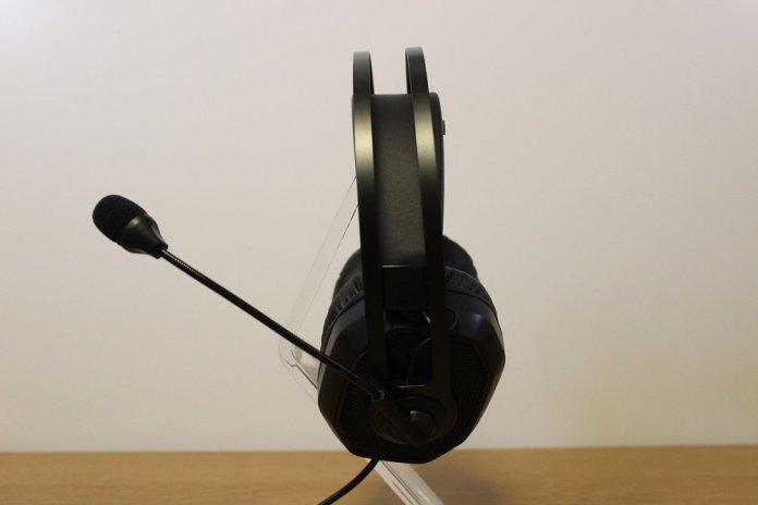 CM Masterpulse MH320 headset left