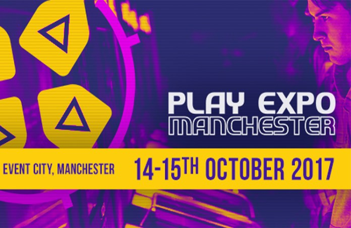 PLAY Expo Manchester Returns for Sixth Year to EventCity