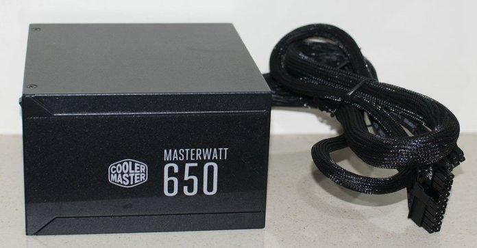 Cooler Master Masterwatt 650 PSU Review 3