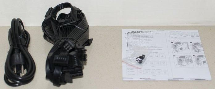Cooler Master Masterwatt 650 PSU Review 7