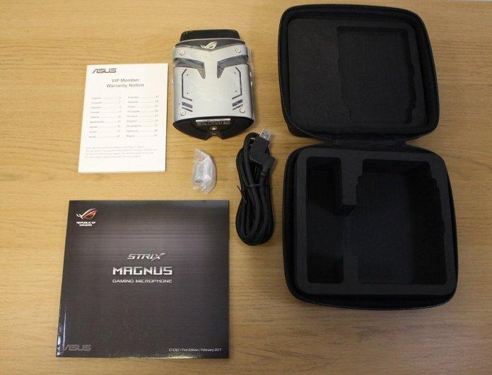 strix magnus box contents