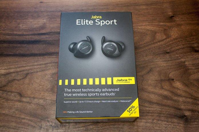 Jabra Elite Sport Box