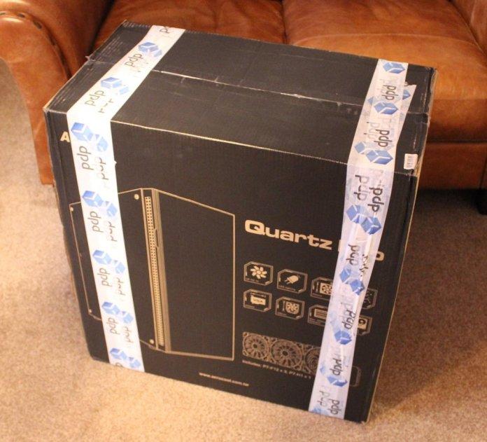 aerocool quartz pro box