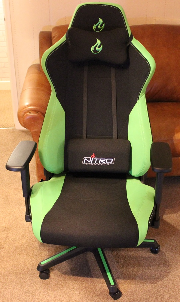 Incredible Nitro Concepts S300 Gaming Chair Review Play3R Ibusinesslaw Wood Chair Design Ideas Ibusinesslaworg