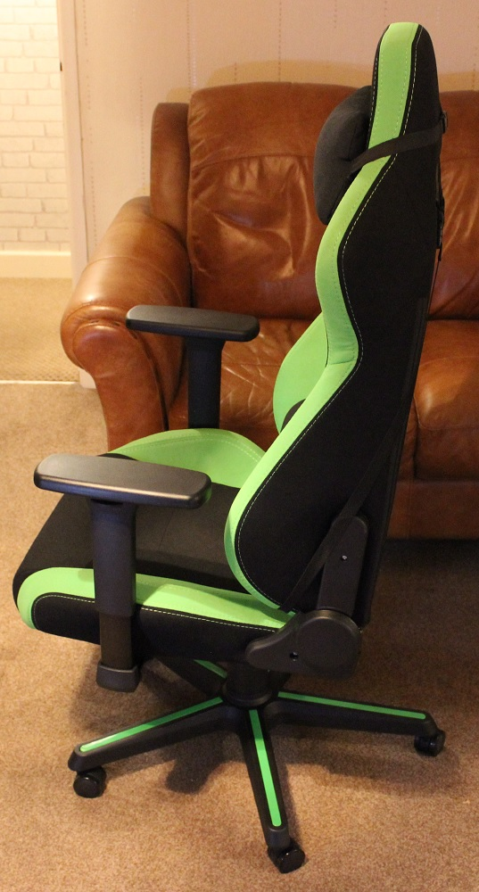 Surprising Nitro Concepts S300 Gaming Chair Review Play3R Ibusinesslaw Wood Chair Design Ideas Ibusinesslaworg