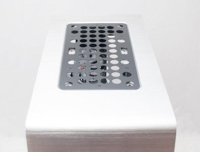 X2 Empire Silver Top