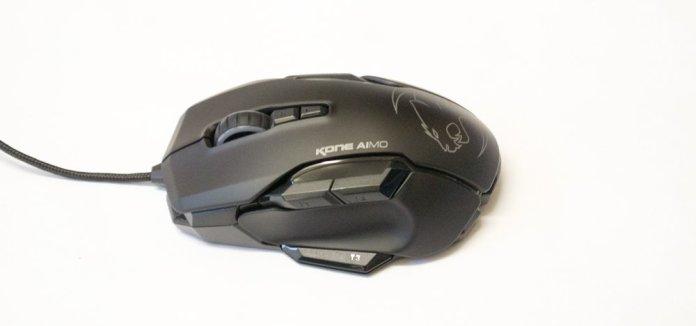 ROCCAT Kone AIMO Mouse Side Left