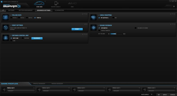 ROCCAT Swarm Kone Advanced Settings (3)