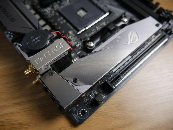 Asus Strix X370-I wifi