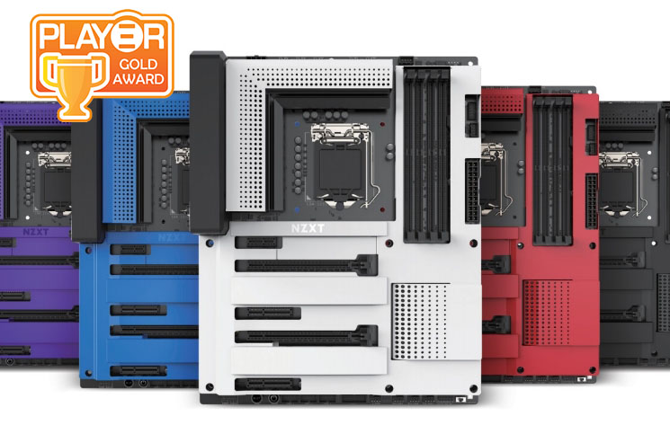 NZXT N7 Z370 ATX Motherboard Review | Play3r