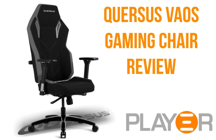 Brilliant Quersus Vaos 501 Gaming Chair Review Machost Co Dining Chair Design Ideas Machostcouk