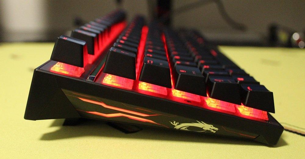 MSI Vigor GK70 TKL RGB Keyboard Review   Play3r