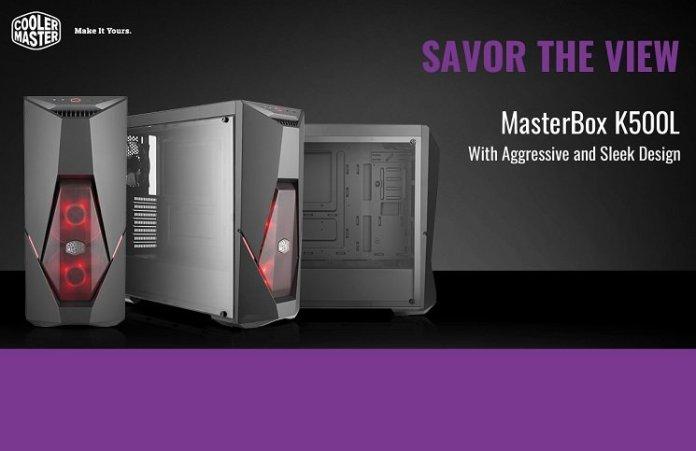 Cooler Master K500L
