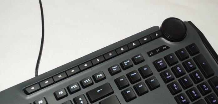 Roccat Horde AIMO Function Keys