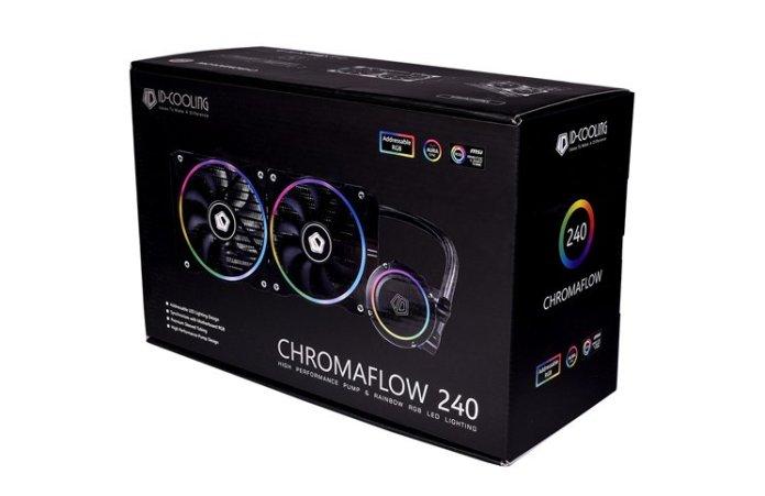 CHROMAFLOW 240_7 Feature