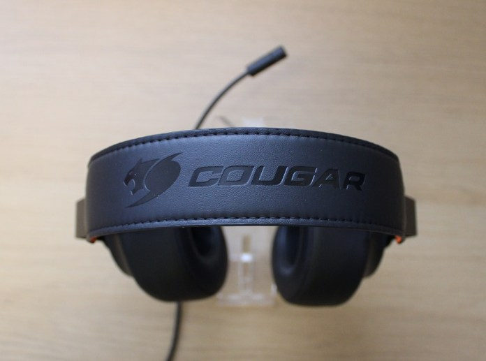 Cougar Phontum headset top