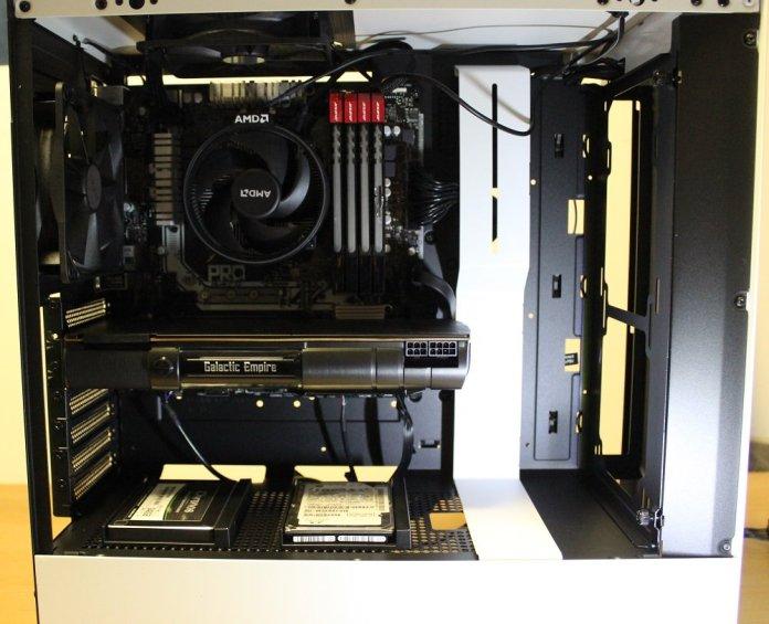 GPU standard install