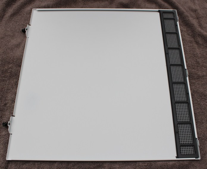 NZXT H500i filter on offside panel