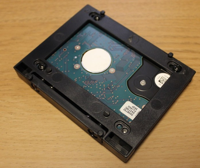 hdd mount