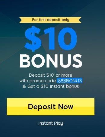 888Poker Welcome Bonus