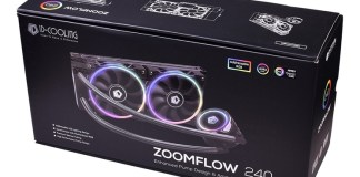 ID-Cooling ZOOMFLOW_240_feature