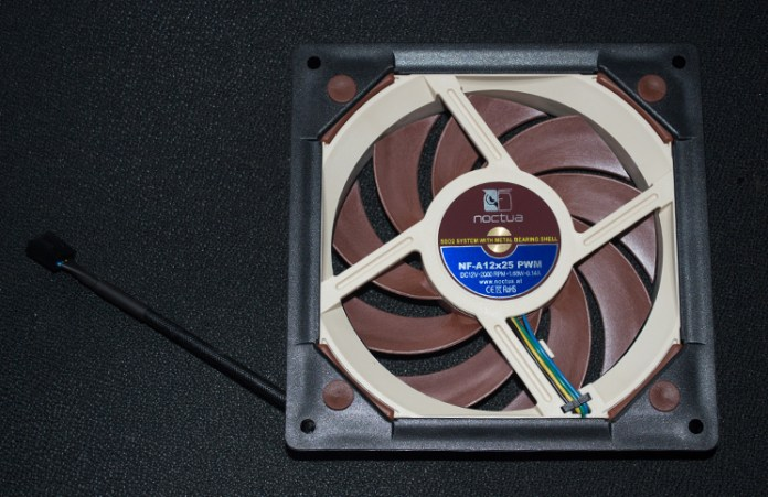 Noctua NF-A12x25 NA-SFMA1 Combined Feature