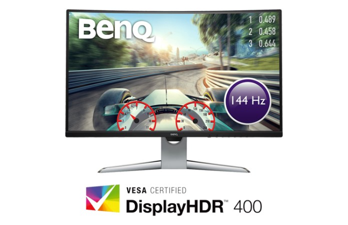 BenQ EX3203R Feature