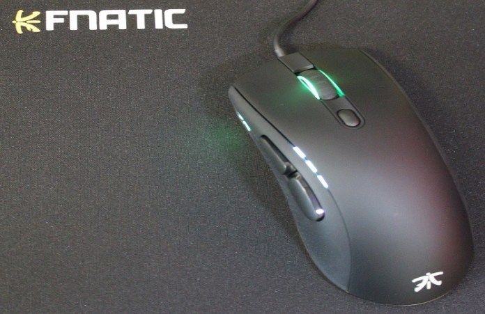 Fnatic Clutch 2 Gaming Mouse Review