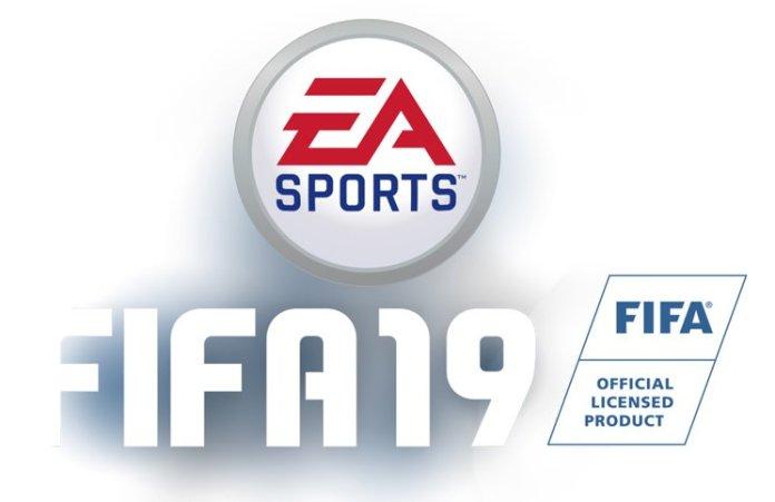 Game Fifa 19 Logo Feature