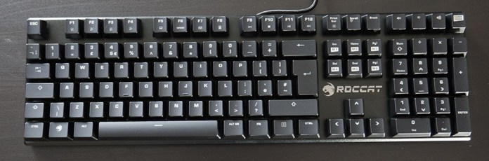 ROCCAT SUORA FX RGB Keyboard Main