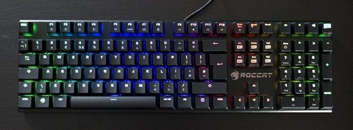 ROCCAT SUORA FX RGB Keyboard RGB