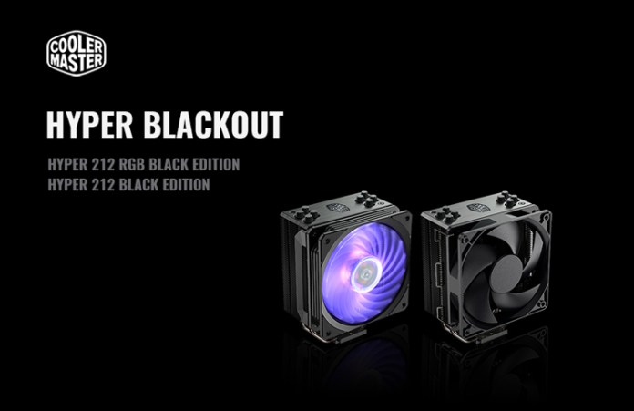 Cooler Master Hyper 212 Black Edition Feature