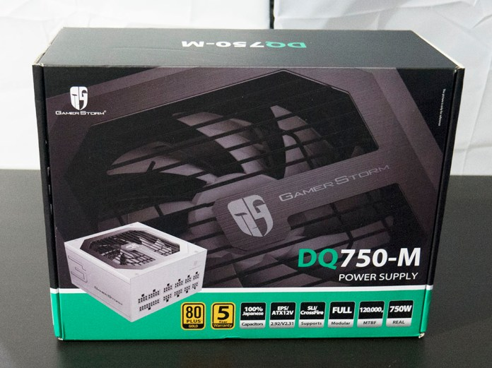 Deepcool DQ750 M Power Supply Box