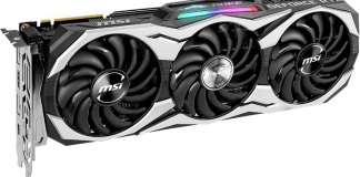 MSI RTX 2080 Duke OC Graphics Card
