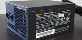 be quiet! Pure Power 11 600W Power Supply Featured Image