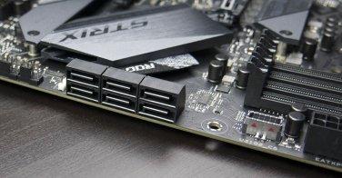 ASUS ROG STRIX Z390-E Gaming Motherboard SATA