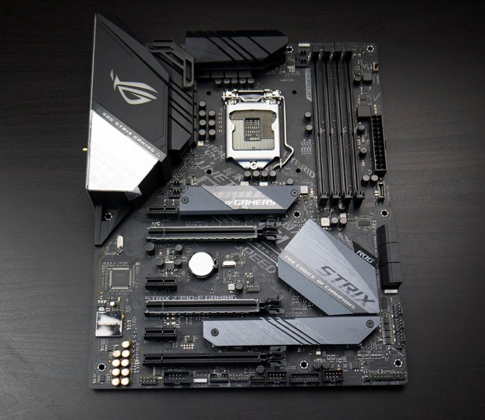 ASUS ROG STRIX Z390-E Gaming Motherboard