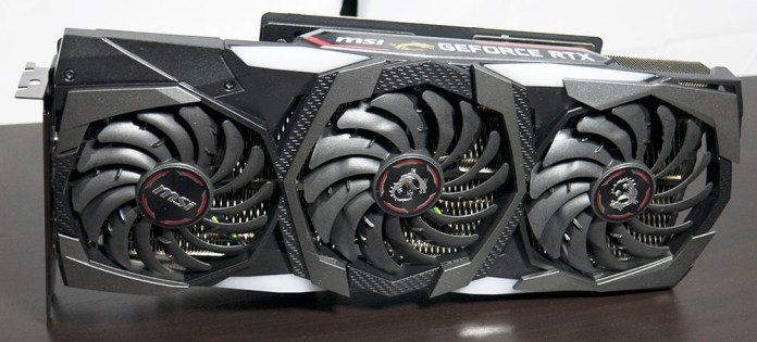 MSI RTX 2080 Gaming X Trio Graphics Card Overview